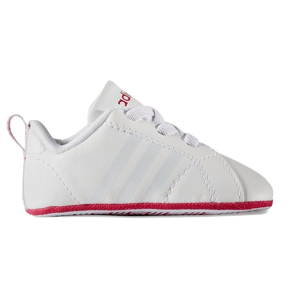 Adidas vs vantaggio culla scarpe, bambini unisex, dimensioni: 4 piccoli