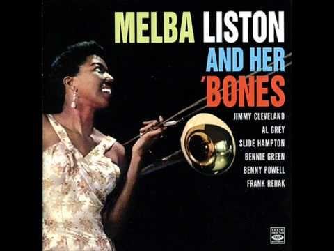 "Melba Liston Trombone-""Christmas Eve"""