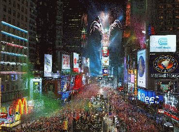 Tips For Watching The Ball Drop In Times Square New Years Eve