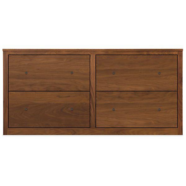 Woodwind File Drawer Cabinets Modern File Storage Cabinets