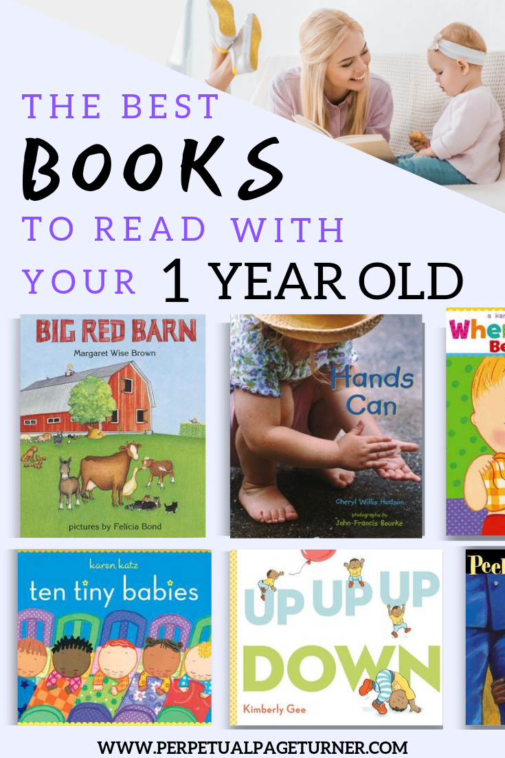 Best Books To Read To Your 1 Year Old | Book Lists | Best