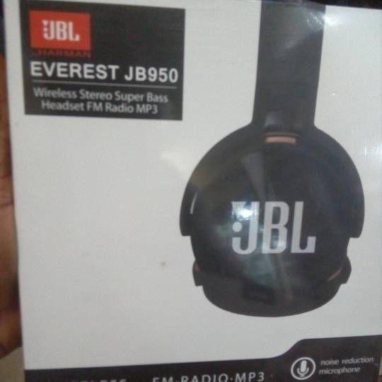 57bf694e5a4 Fone De Ouvido Bluetooth Headset Wireless Jbl Everest Jb950 ...