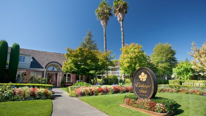 Vintage House Yountville Ca Jetsetter Napa Valley Hotels Hotels In Napa Yountville