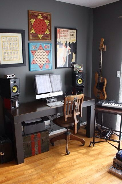 Music Study Room Home Music Rooms Music Room Office Music Bedroom