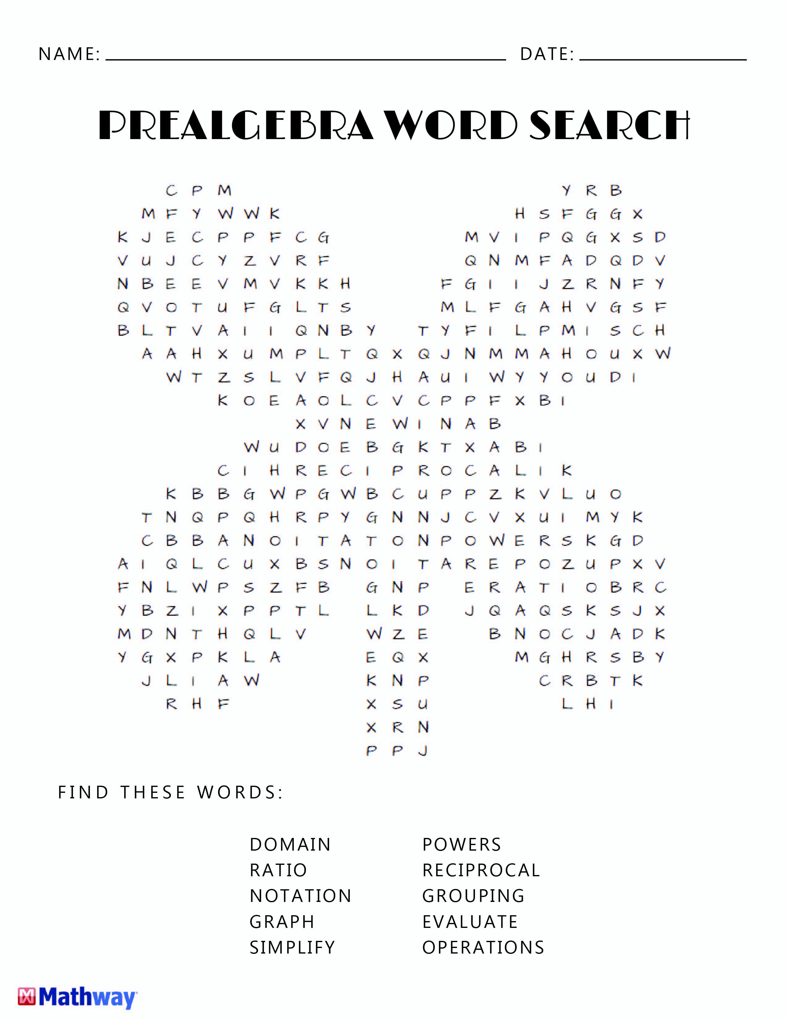 St Patrick S Day Inspired Word Search Activity
