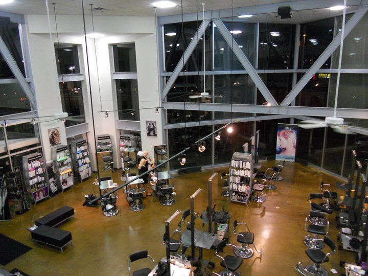Paul Mitchell Salon Interior Design The Ohio Academy A Paul Mitchell Partner School Clinic
