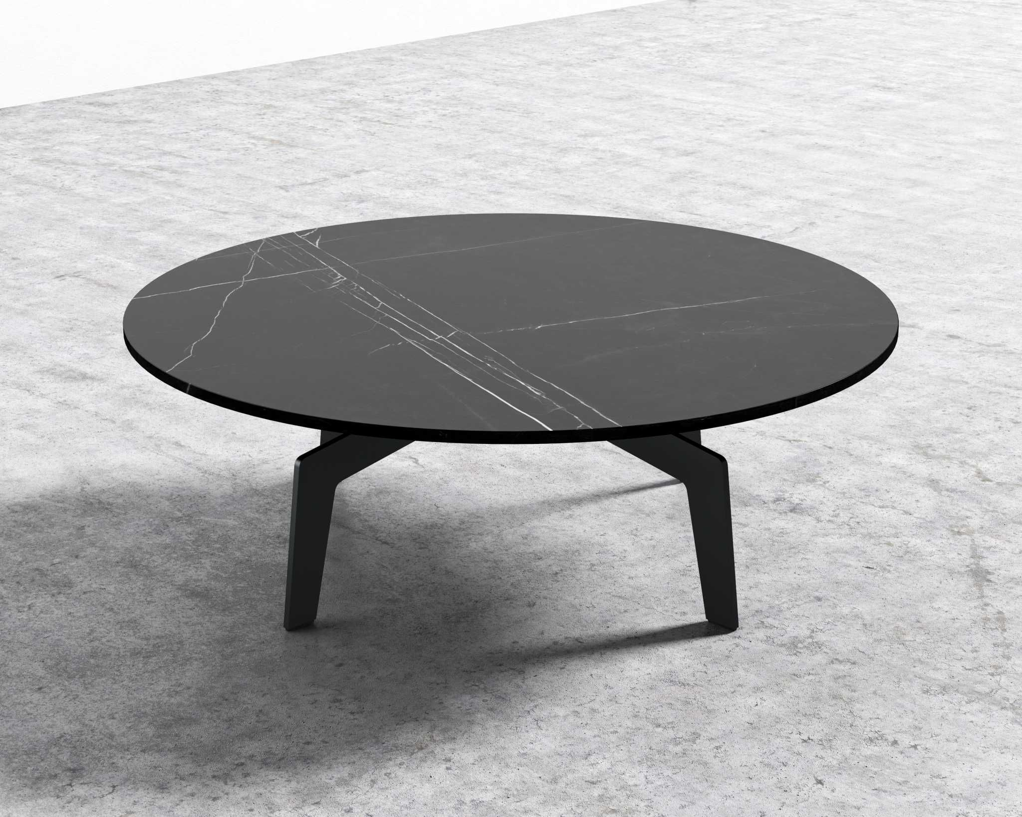 Evelyn Coffee Table Round Round Coffee Table Coffee Table Marble Round Coffee Table [ 1638 x 2048 Pixel ]