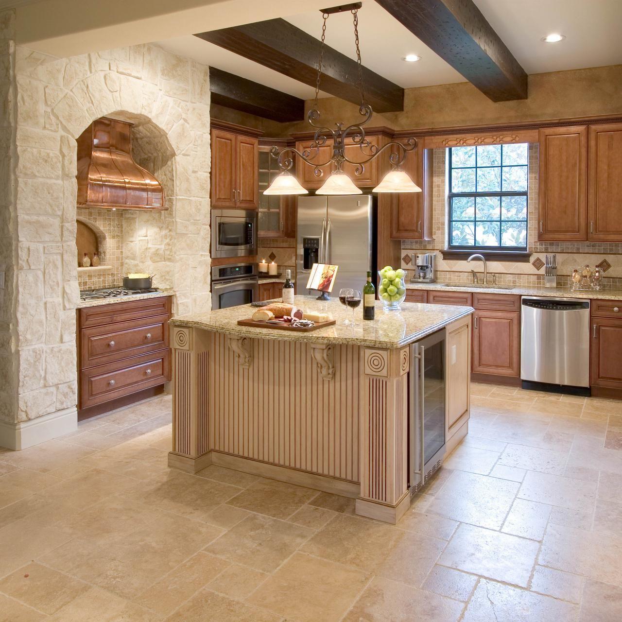 Mediterranean Kitchen Design Pictures Ideas From Hgtv Kitchen Design Decor Functional Kitchen Design Top Kitchen Designs