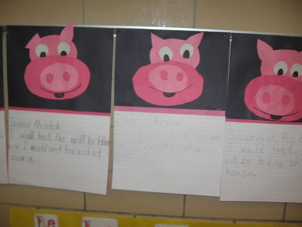 Three Little Pigs Until Study Eative Writing To Trick A Wolf
