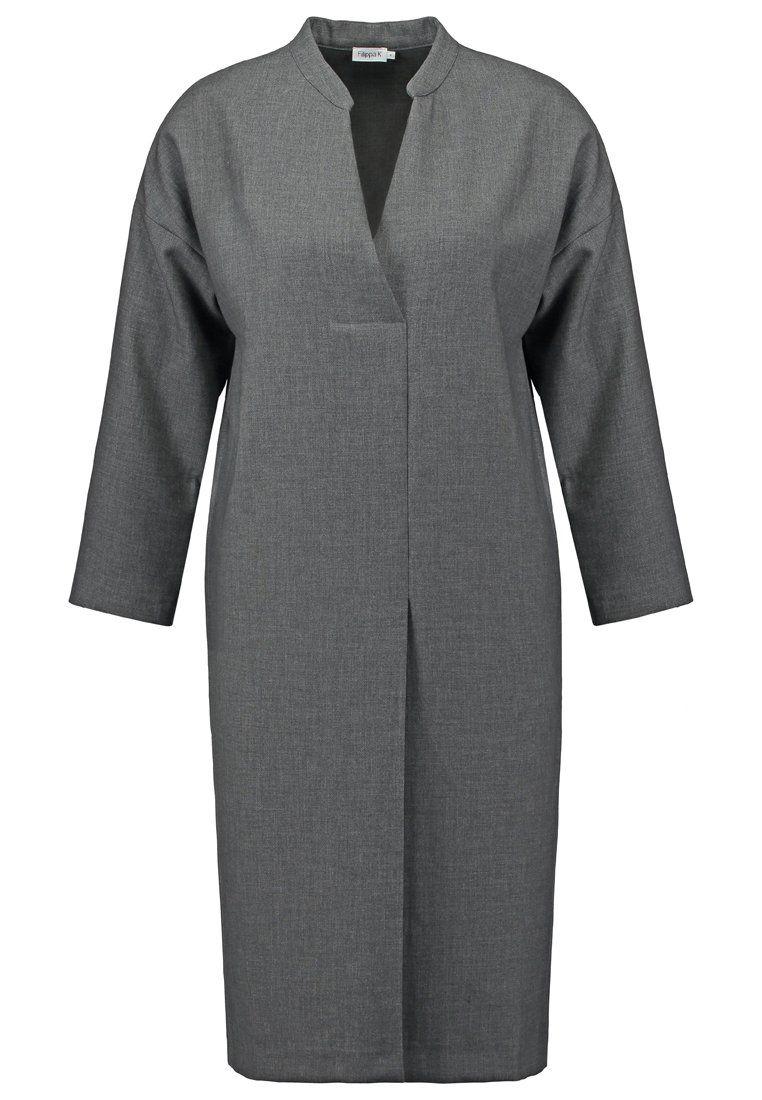 Köp Filippa K Sommarklänning - grey melange för 1895,00 kr (2015-11-12) fraktfritt på Zalando.se