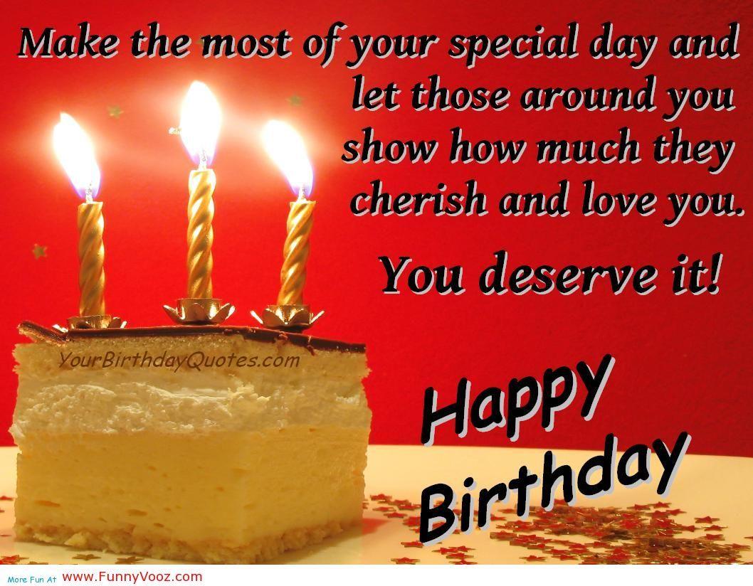 Funny Happy Birthday Quotes Fun Pinterest Funny Happy Birthday