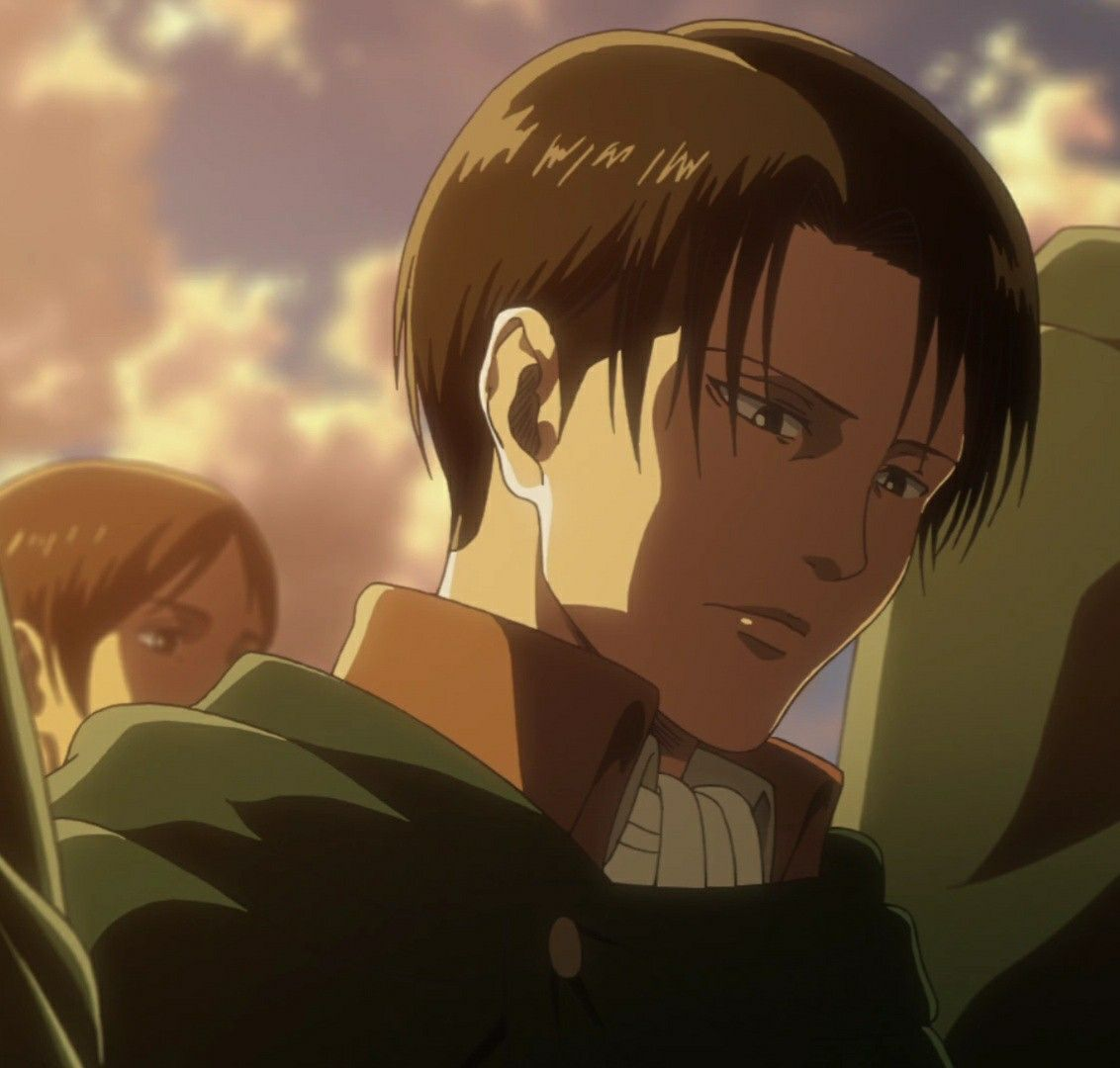 Can I Just Say That He Looks So Freak N Cute And Hot Attack On Titan Levi Levi Ackerman Captain Levi