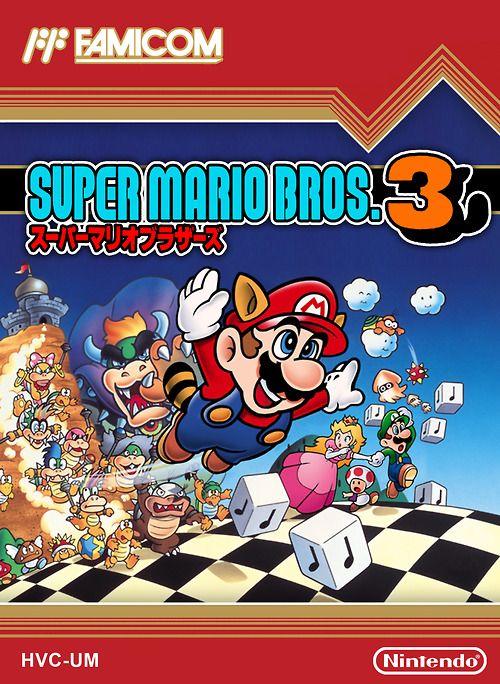 #SuperMarioBros3 Box Art for the #SuperFamicom version More Mario Box Art and Covers at http://www.themariobros.net/box-art/