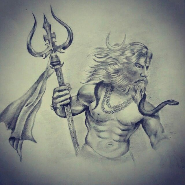 Lord Shiva Tattoo The Lord Is Back Series By Eric Jason: Shiva Tattoo By Bhavesh Kalma …