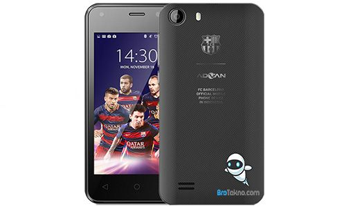 Harga Advan Barca S4X HP Android 700 Ribuan