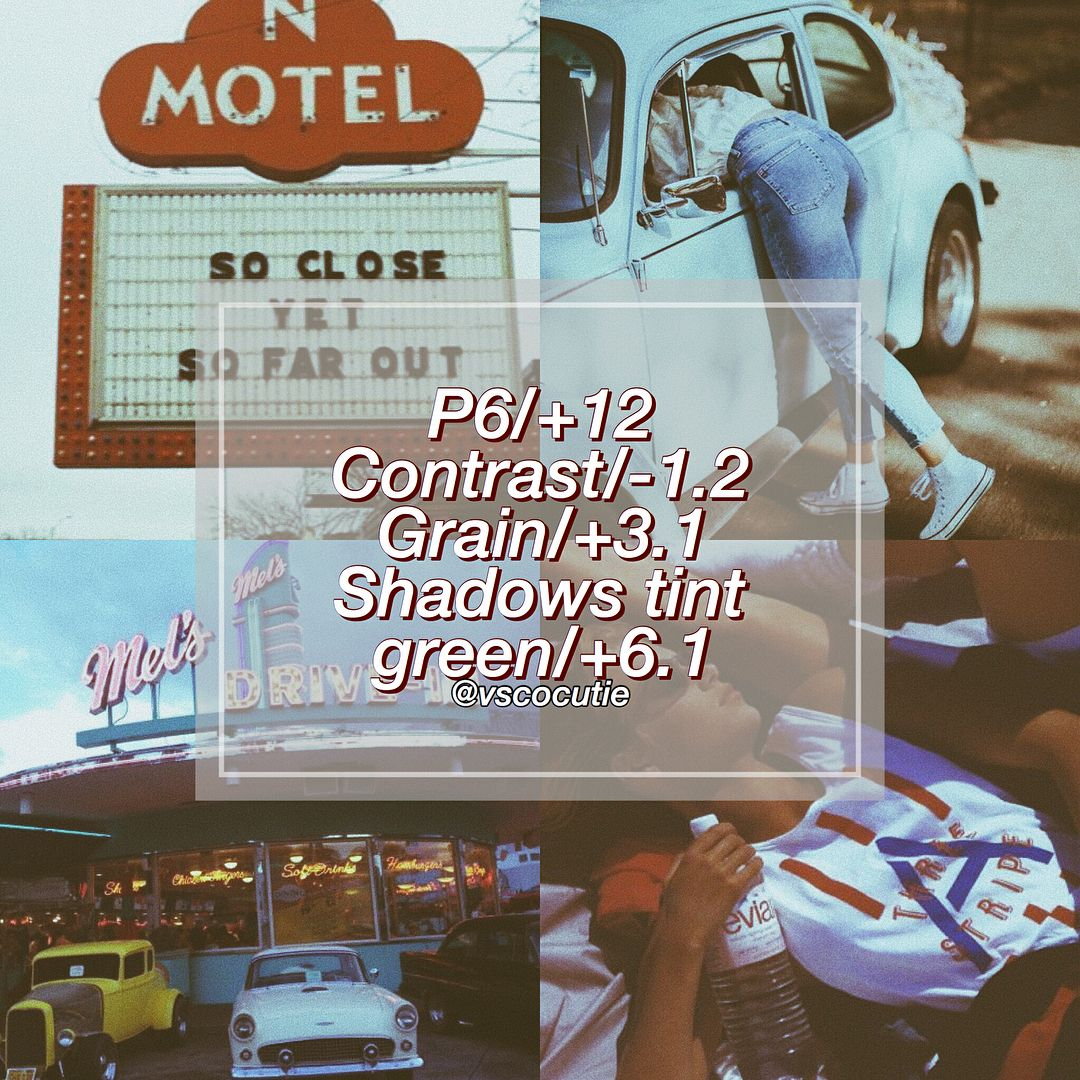 Vintage 70s Filter Works Best With Red Brown Green Blue Paid Filter 7 10 Feed Vsco Vscofilte Best Vsco Filters Vsco Photography Photo Editing Vsco