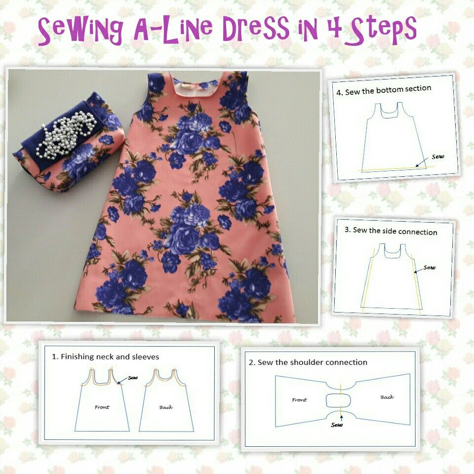 This is a very simple steps in sewing a line dress for kids and this is a very simple steps in sewing a line dress for kids and applicable for jeuxipadfo Image collections