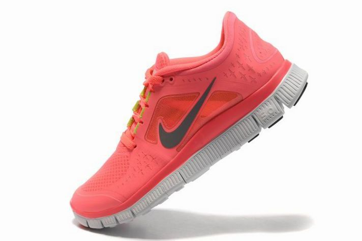 8e68c07fc144 Nike Free Run 3 Hot Punch Reflective Silver Sol Volt Womens Shoes On Sale