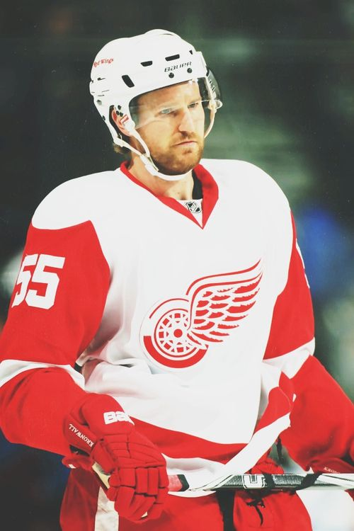 dace4c25338 Niklas Kronwall - Detroit Red Wings