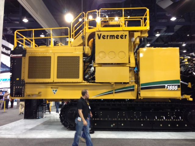 Vermeer T1655 If you want to get the job done right!! Mining - how to get the job you want