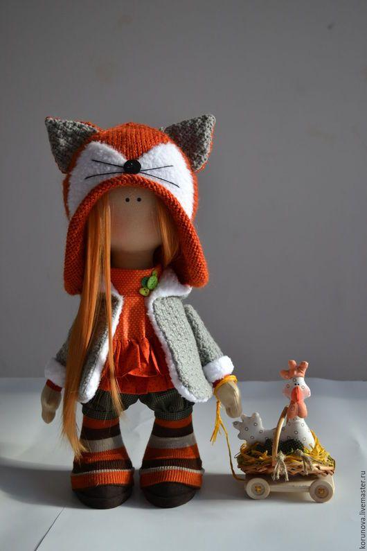 Povos Artesanais. Mestres Fair - Feito à Mão. Compre Vermelho. Handmade. Vermelho, galo, boneca interior, fios