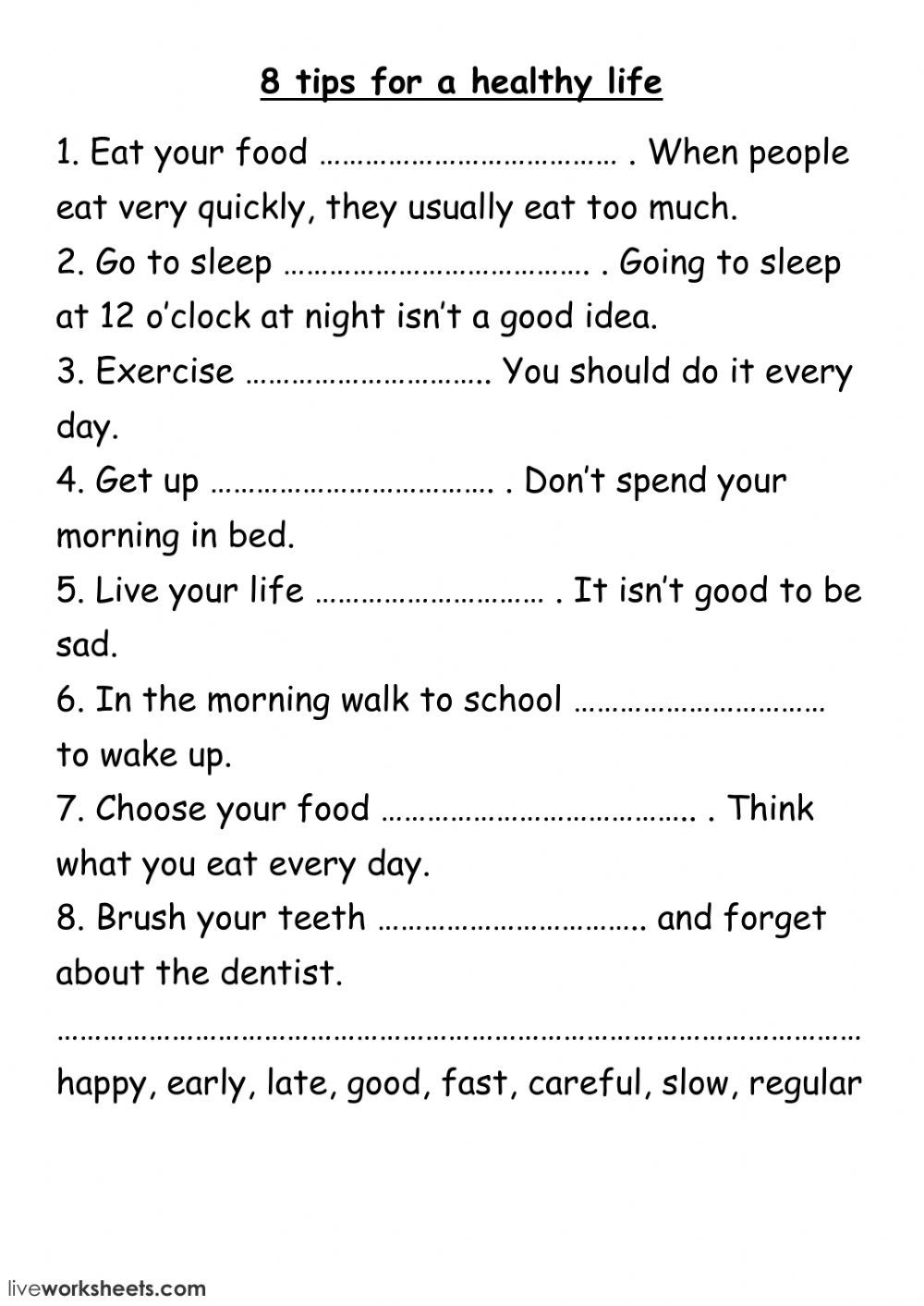 Adverbs of manner interactive and downloadable worksheet