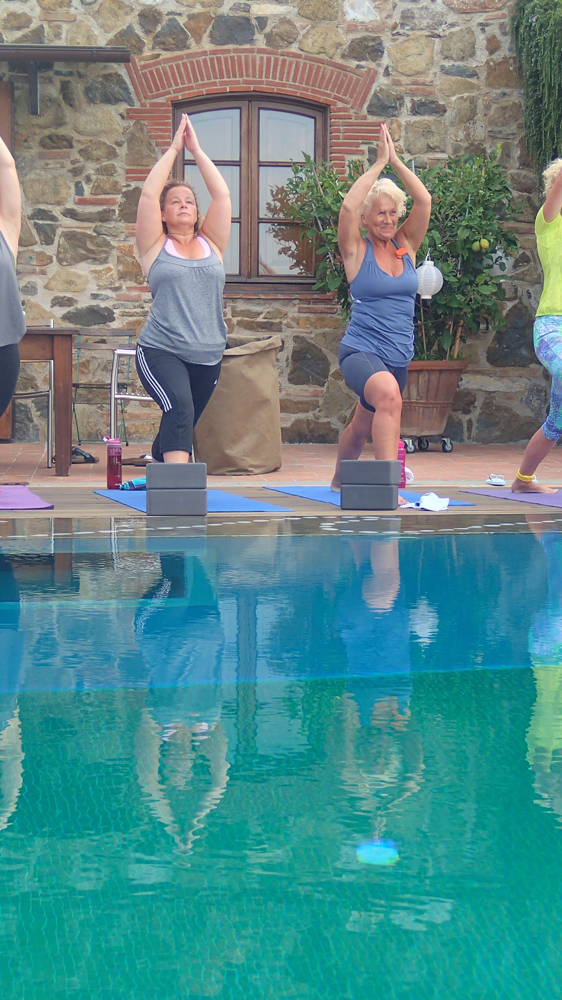 Keri Lincoln Primal Yoga Retreat in Tuscany | Yogalates ...