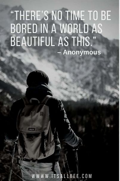 50 Best Mountain Quotes And Captions For Adventure Seekers ...
