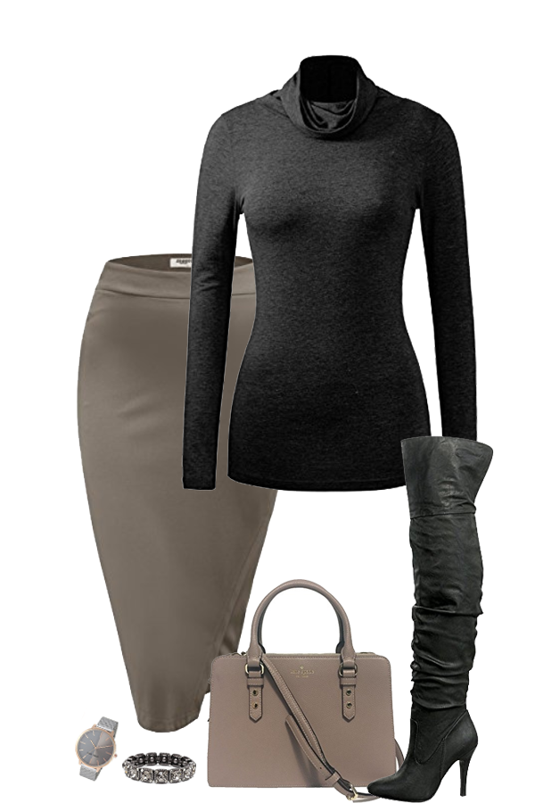 0898272507 Work Fall 2 — Outfits For Life