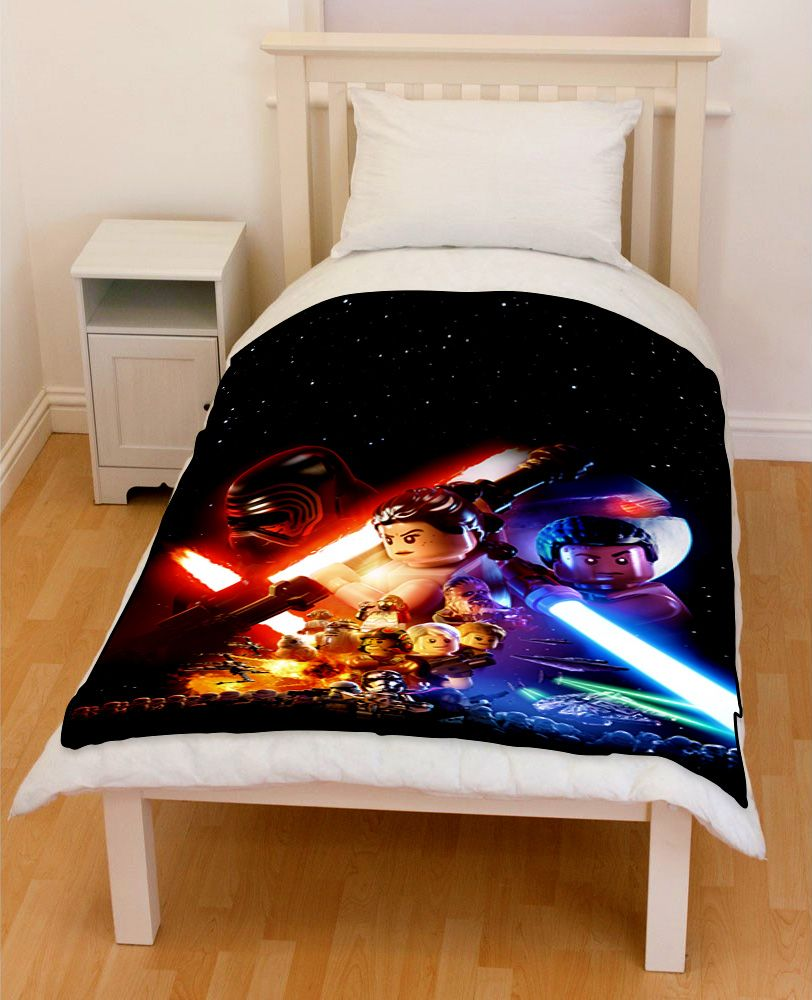 Lego Star Wars The Force Awakens Bedding Throw Fleece Blanket Fleece Blanket Blanket Price Blanket