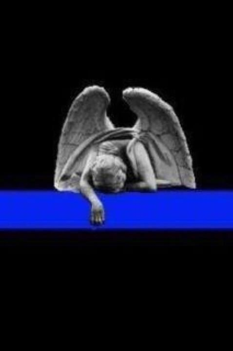 God bless our Heroes and Angels in Blue. | The Thin Blue ...