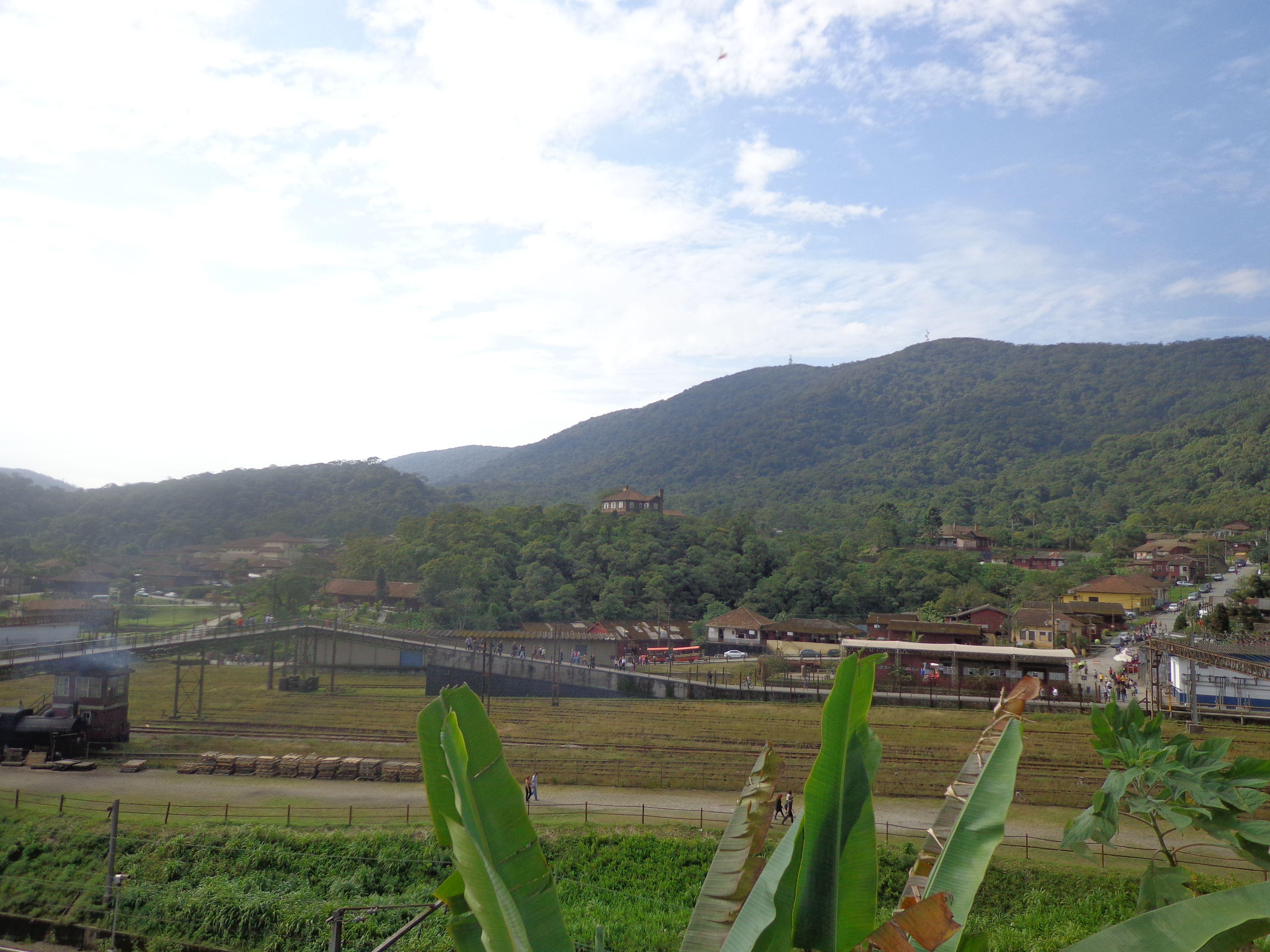 Paranapiacaba em Santo André, SP