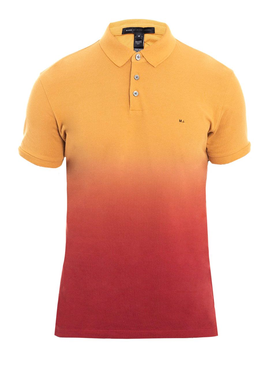 Marc by Marc Jacobs ombre polo