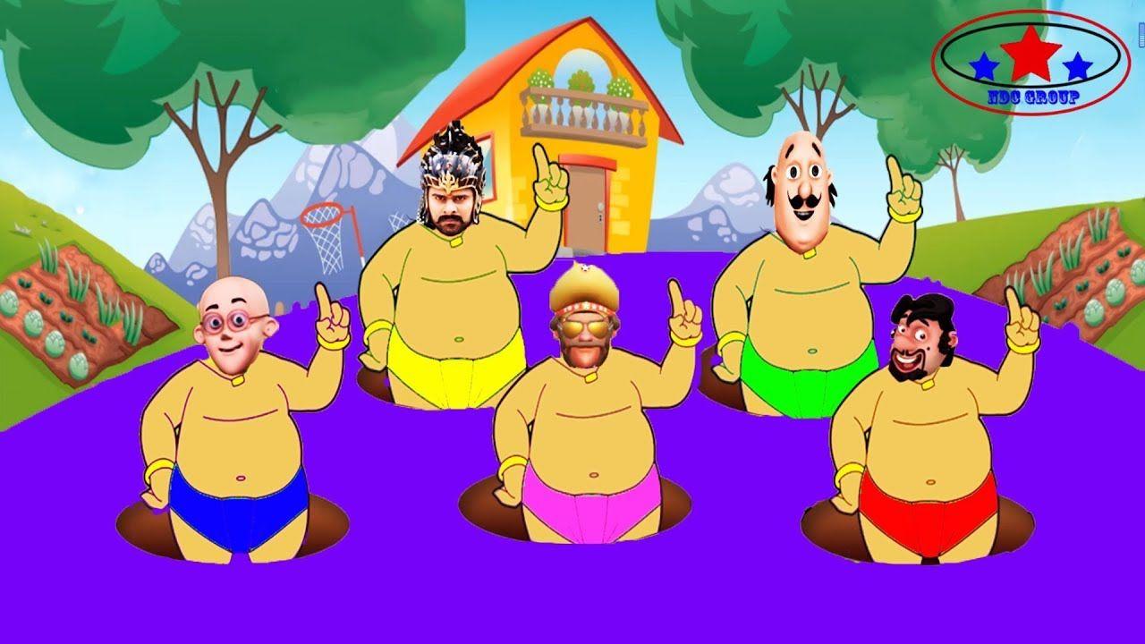 Motu Patlu Cartoon in Hindi #5 | Chhota Bheem … | LEARN