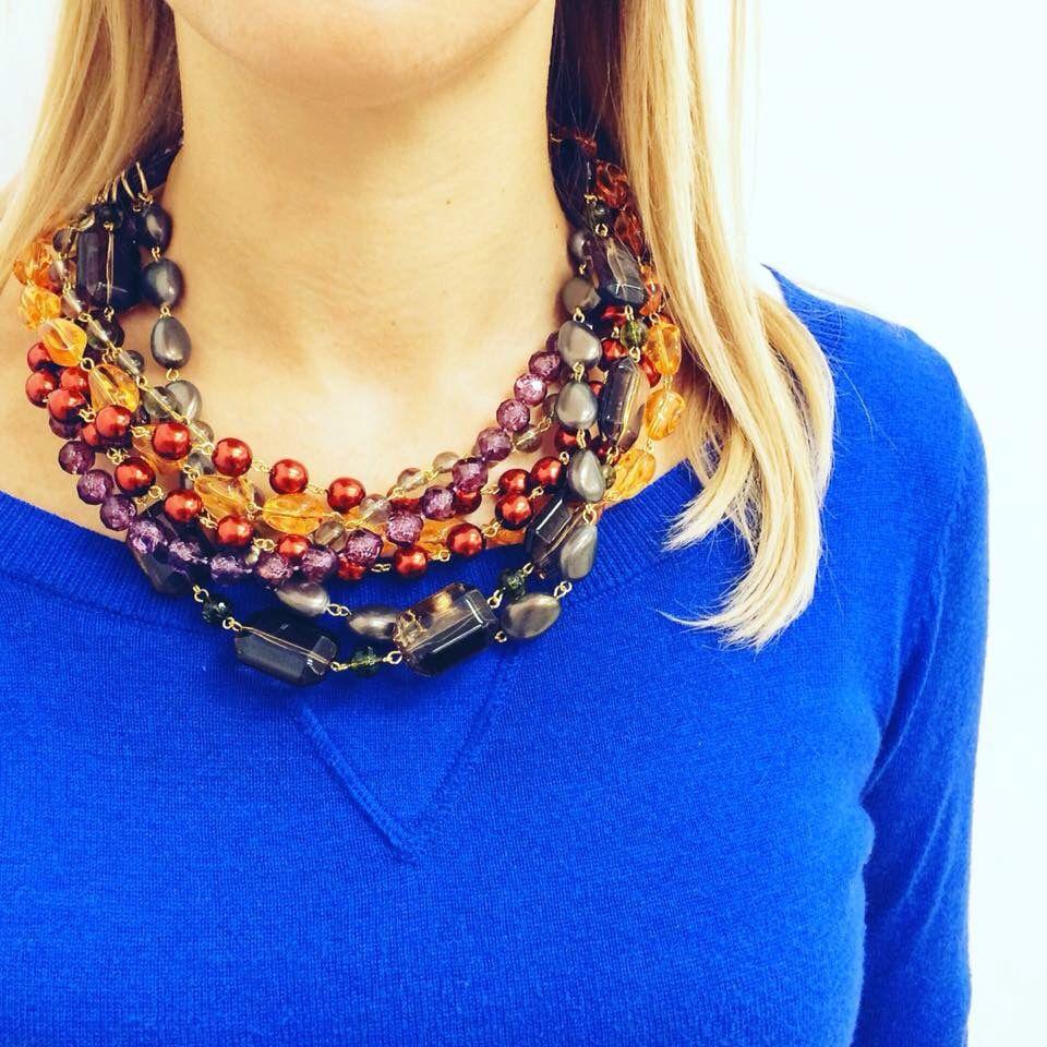Collana €119 Spedizione gratuita  #manlioboutique Info: WhatsApp 329.0010906 #necklaces #fashionjewelry #collane