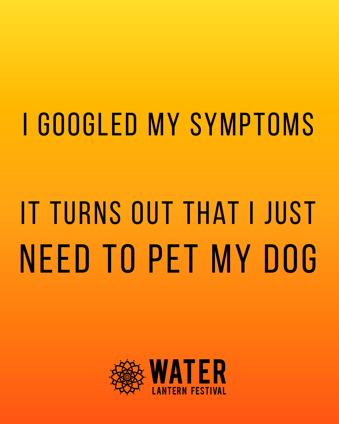Who else is a dog lover? To learn more about the Water