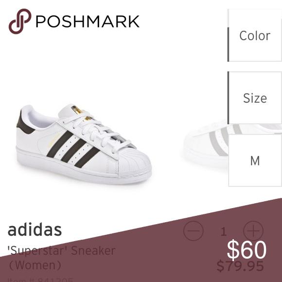 nero e oro adidas superstar nwt pinterest scarpe da ginnastica