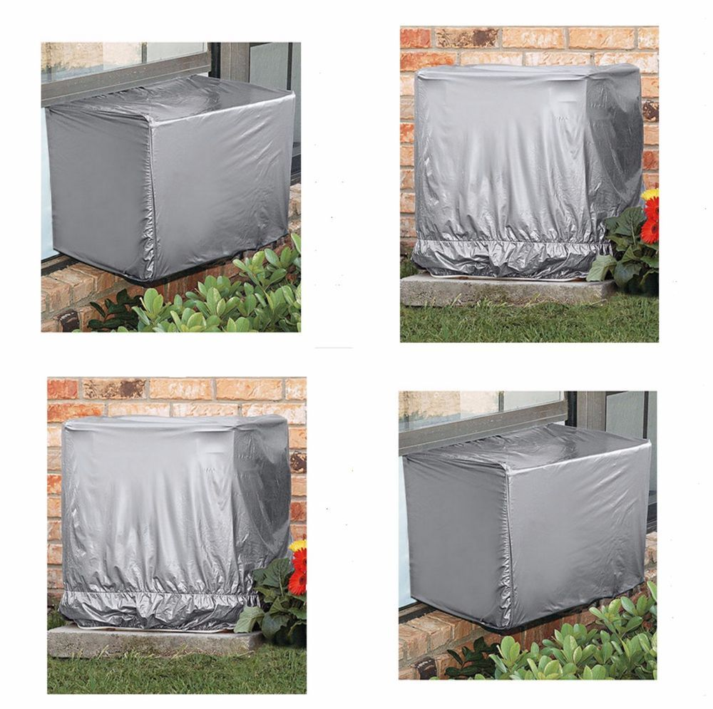 Air Conditioner Covers Outdoor Ground Unit Window Central