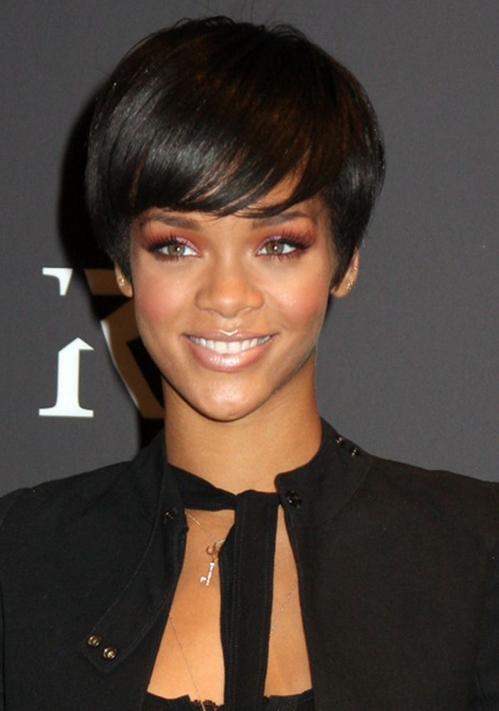 Very Short Bob For Black Women Short Bob Hairstyles Very Short Bob Hairstyles Bob Hairstyles