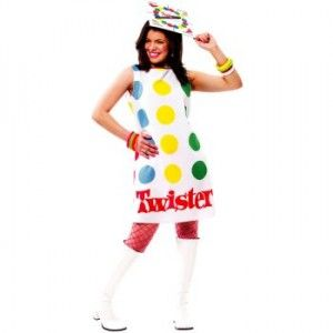 Twister Plus Size Costume for women. Board game costumes | 2013 ...