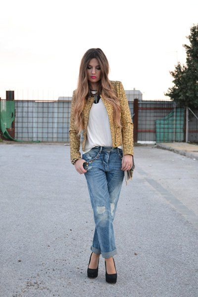 Stylish And Cute Casual Outfits With Jeans Ideas Stylish And Cute Casual Outfits With Jeans Ideas Theres an outfit for everybody so have a look and discover your favourit...