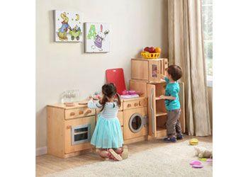 Harmony Pretend Play Kitchen – Set of 5 - Kitchen Sets ...