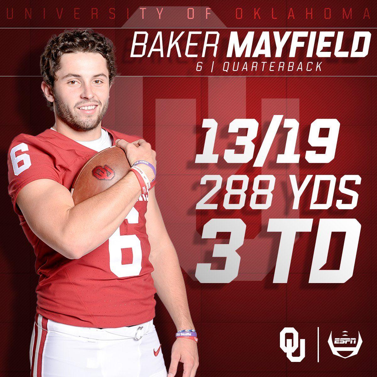 ESPN College Football on Espn college football, Baker