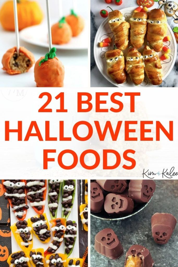 21 Halloween Food Ideas for Adults 2019 The Absolute