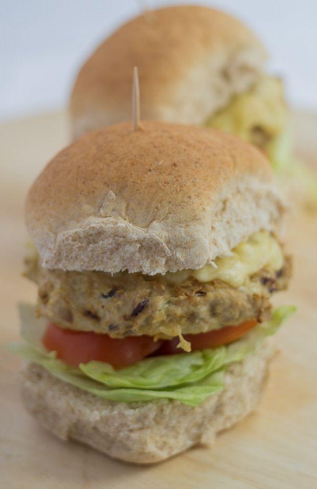 Quick Healthy Turkey Burgers | Recipe | Turkey burgers ...