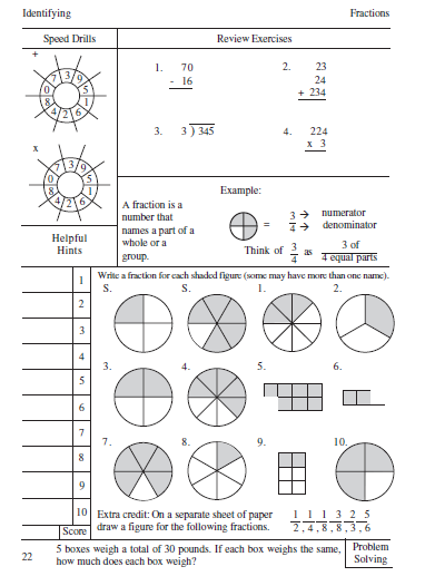 math worksheet : singapore math fractions worksheets  google search  ????  : Fractions Review Worksheet