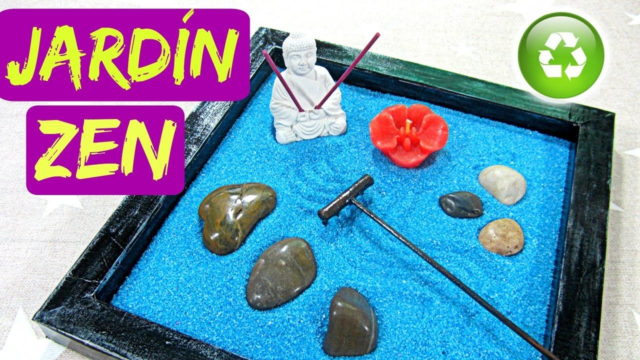 diy cmo hacer un jardn zen how to make a mini zen garden