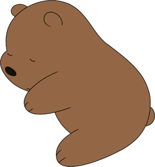 Grizzly Bear Bare Bears Bear Wallpaper We Bare Bears