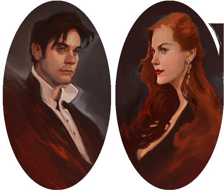 Moulin Rouge by *LunaLouise on deviantART