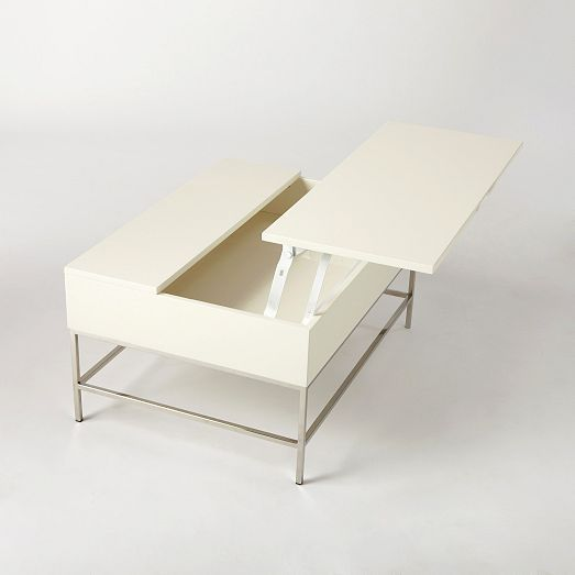 Lacquer Storage Coffee Table Dream Home Pinterest